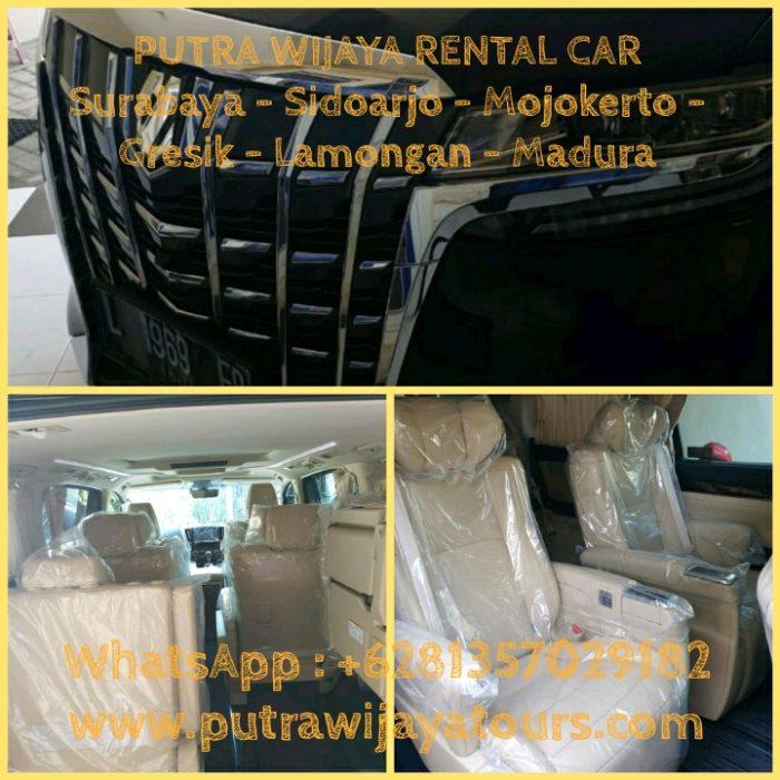 Sewa Mobil Alphard Surabaya untuk Perjalanan Bisnis, Event, Kunjungan Kerja Dinas dan Wisata