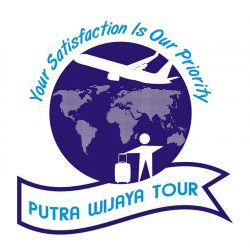 Logo Putra Wijaya Tours Travel